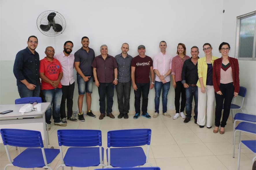 Campus Avançado Maricá inicia ações sobre o PDI