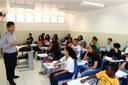 Campus Avançado Maricá inicia ano letivo com várias atividades e visita do Reitor