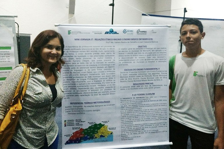 Campus Avançado Maricá participa da Jornada de Jovens Talentos