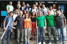 16 bolsistas e seus professores orientadores apresentaram seus projetos