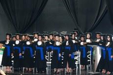 Campus Avançado Maricá realiza cerimônia de formatura de estudantes de Edificações
