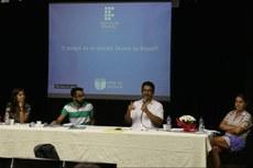 Evento debateu  a relevância de ações ligadas às discussões de gênero no âmbito educacional