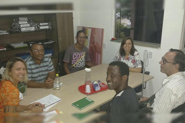 Equipe Gestora se reúne com o Conselho Municipal da Pessoa com Deficiência de Maricá