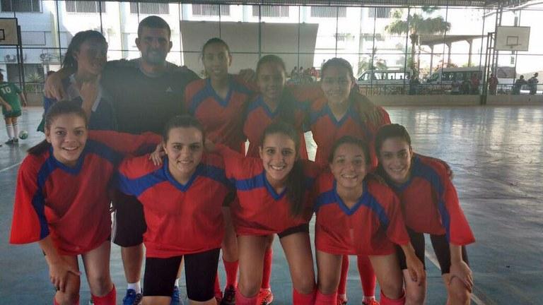 Equipes de Futsal e de Handebol estreiam no II JINIFF