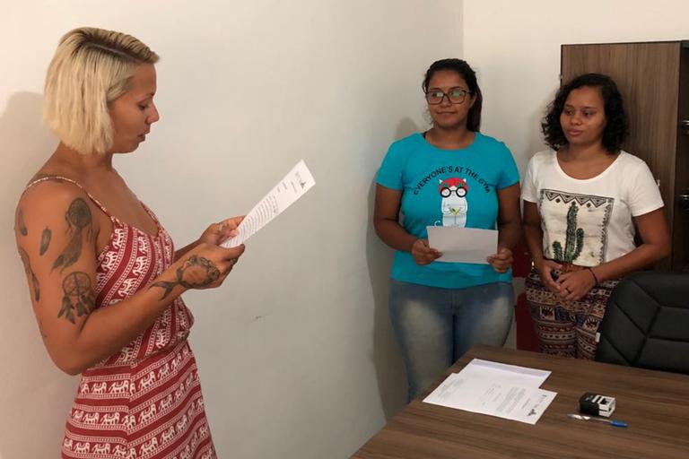 Estudantes do Campus Maricá participam de segunda cerimônia de Colação de Grau