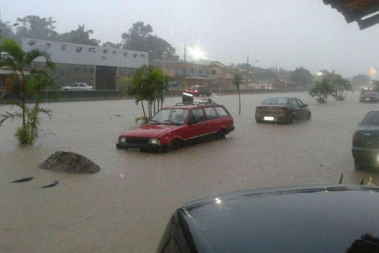 Enchente Maricá