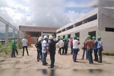 Comunidade acadêmica acompanha o desenvolvimento da obra