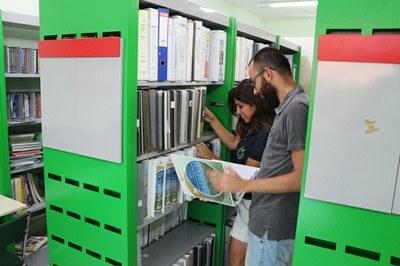 Biblioteca da Upea