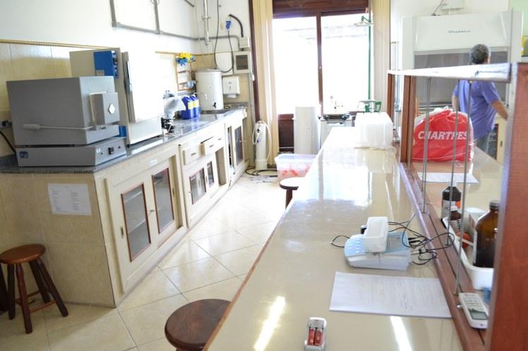 Laboratório de Análises de Águas (Labfoz)