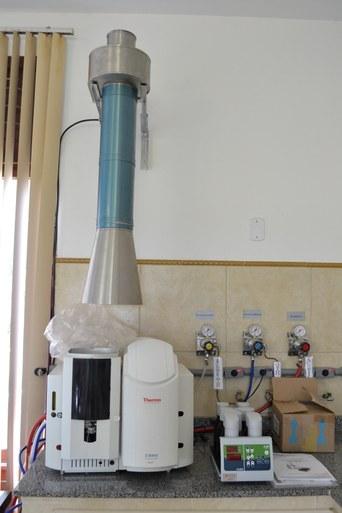 Laboratório de Análises de Águas (Labfoz) - Imagem 2