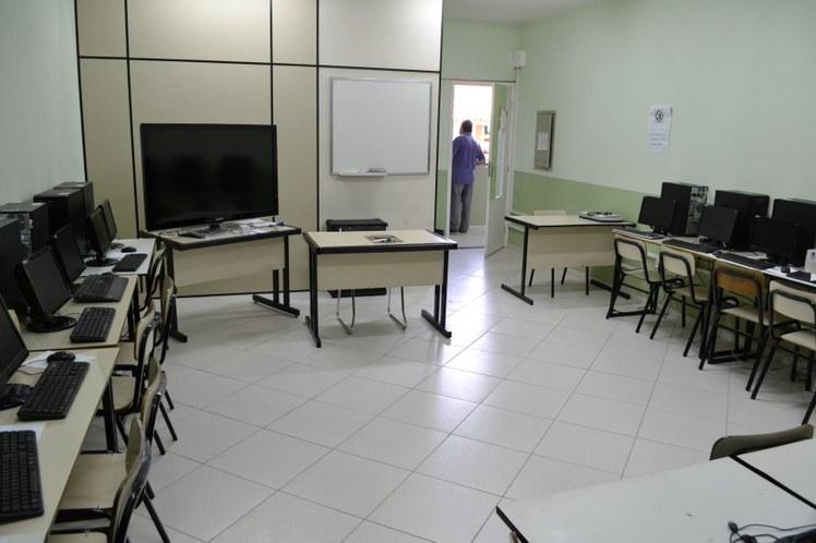Laboratório de informática - Educação a Distância
