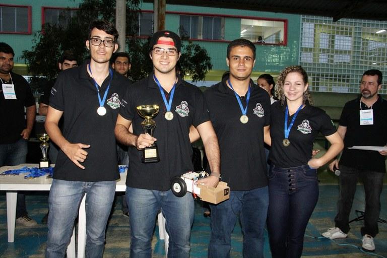 Criatividade e inovação marcam Torneio de Robótica