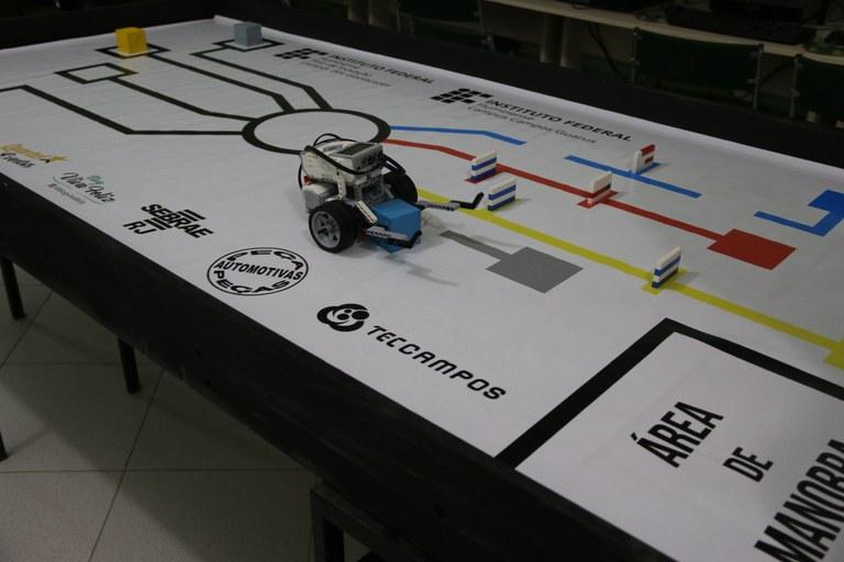 IFF organiza torneio de robótica nesta sexta-feira