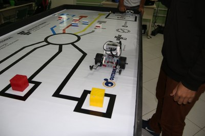 Robôs devem ser autônomos para executarem missões.