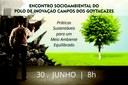 Polo de Inovação Campos dos Goytacazes promove Encontro Socioambiental