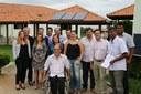Gestores do IFF e das empresas participantes