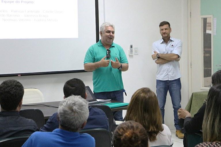 Polo de inovação formaliza o encerramento de dois projetos desenvolvidos com a Embrapii