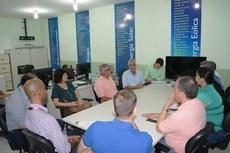 Representantes do IFF, Uenf e Governo Municipal discutem próximas ações do Parque Tecnológico