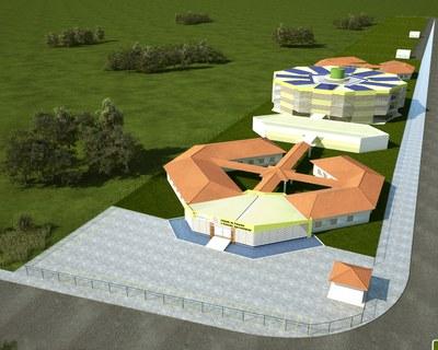 Foto do projeto da área do Polo de Inovação