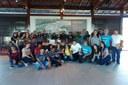 Alunos do IFF Quissamã realizam visita técnica ao Porto do Açu