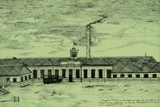 Engenho Central de Quissamã, cuja instalação foi resultado da atuação do Barão de Monte Cedro junto a produtores rurais do Norte Fluminense e à Corte do imperador D. Pedro II.