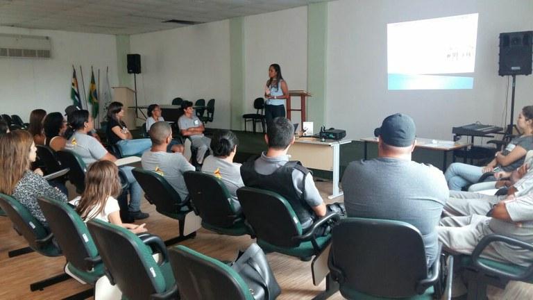 Evento promove integração entre trabalhadores do Campus Quissamã