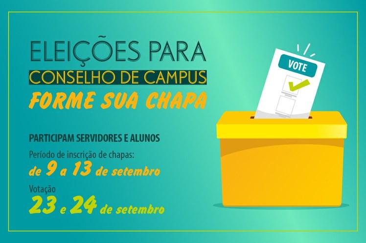 Eleição Conselho de Campus 2016