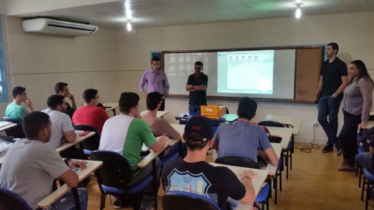Unidade de formação de Cordeiro recebe novos alunos em aula inaugural