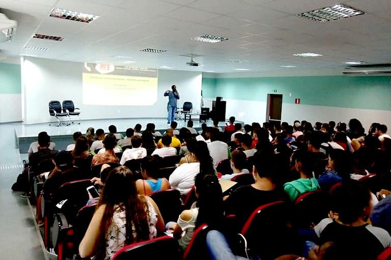 """""""21 dias de Ativismo"""" acontece no Campus Pádua"""