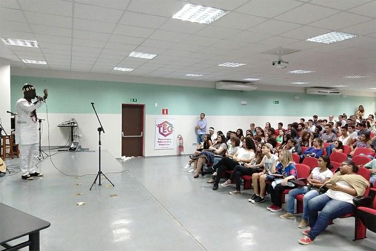 21 dias de Ativismo: Campus Pádua promove evento sobre combate às intolerâncias