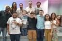 """O projeto de extensão Ethnoiff apresentou o """"Sarau Ativista: música e poesia""""."""