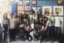 Alunos do Curso de Administração do Campus Pádua realizam visita técnica