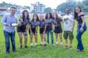 Alunos do IFF Pádua recebem medalha de ouro em Jogos Estudantis