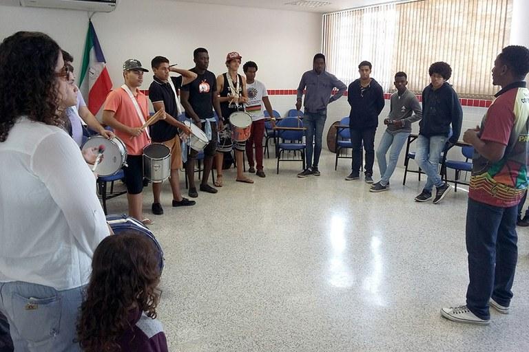 Campus Pádua comemora Dia do Estudante