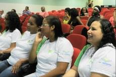 Vinte e cinco mulheres participaram da formatura.