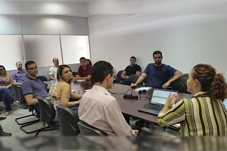 Campus Pádua realiza reunião sobre o Plano de Desenvolvimento Institucional