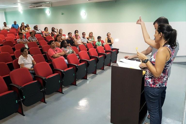 Campus Pádua realiza sorteio do Processo Seletivo Proeja 2017