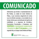 Comunicado do IFF Pádua