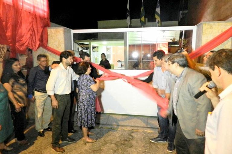 Campus participa de inauguração de Sindicato de Extração