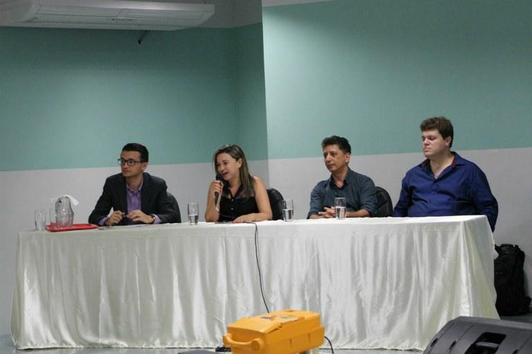 EVENTO REÚNE MEDALHISTAS E PARTICIPANTES DA OLIMPÍADA BRASILEIRA DE MATEMÁTICA DAS ESCOLAS PÚBLICAS (OBMEP)