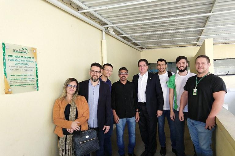 IFF Pádua busca parcerias com a Uerj e a Secretaria Municipal de Ciência e Tecnologia