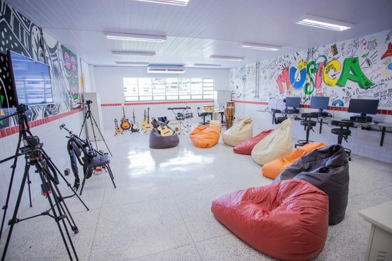 IFF Pádua inaugura laboratório de Arte e Cultura