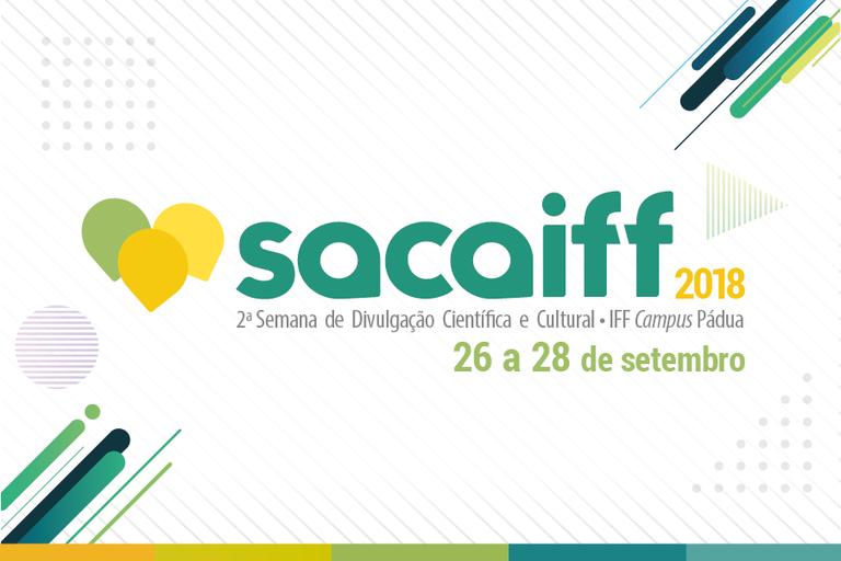 IFF Pádua realiza a segunda edição do SACAIFF