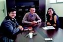 IFF Pádua recebe diretores da UFF para firmar parcerias