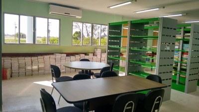 Biblioteca do campus