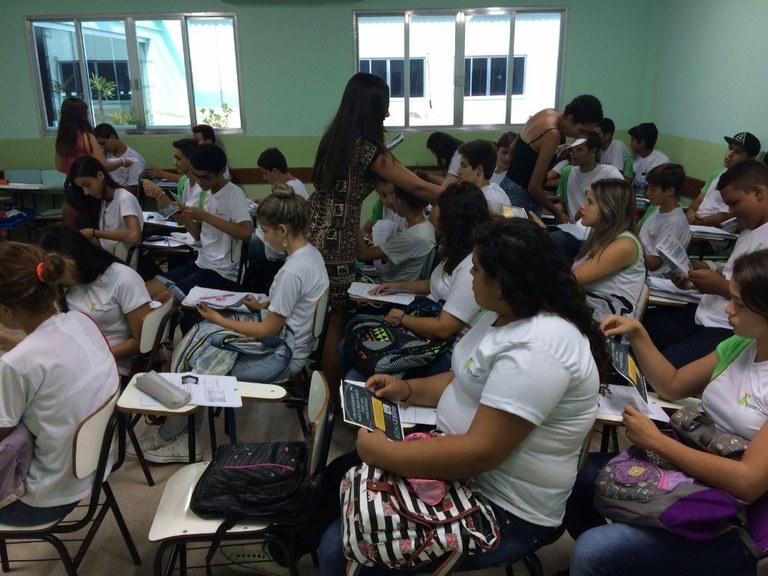 Mobilização contra o Aedes Aegypti