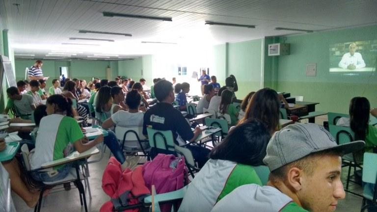 Ações de combate ao mosquito aedes aegypti acontecem no campus São João da Barra