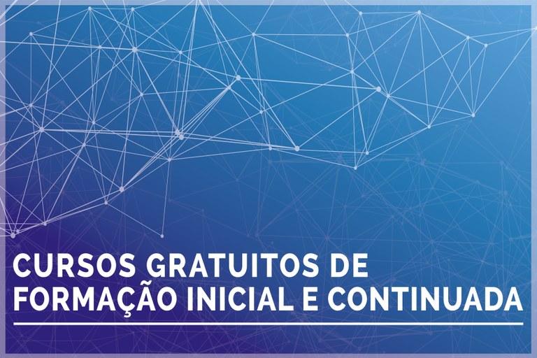 Campus Avançado São João da Barra lança edital de Cursos de Formação Continuada