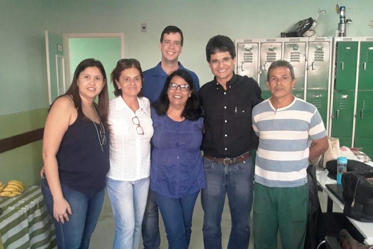 Projetos Integradorres do Campus Avançado São João da Barra são avaliados