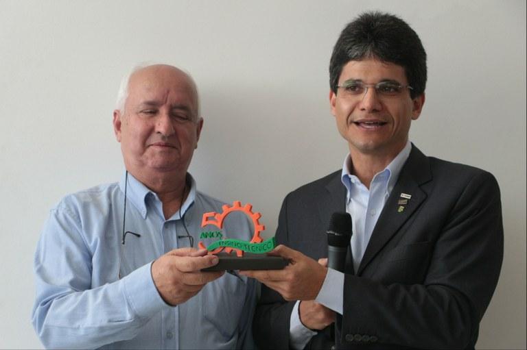 107 anos da Rede Federal é comemorado no IFFluminense